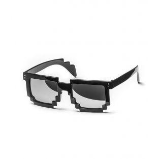 Gafas de píxel