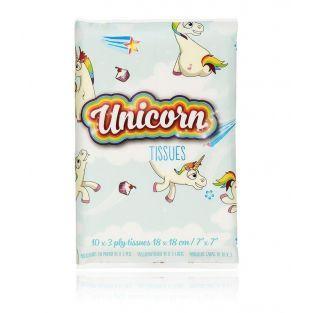 Unicorn handkerchiefs