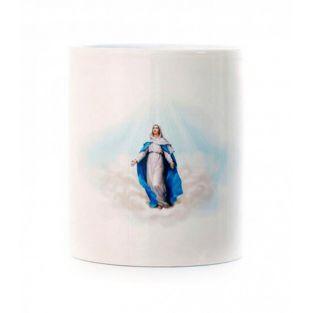 Taza de la Virgen María