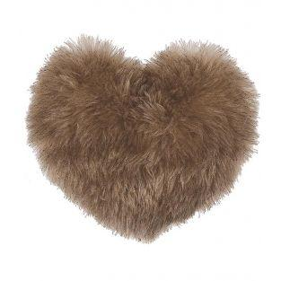 Plush Heart Pillow