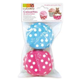 Cápsulas para Cupcakes -...