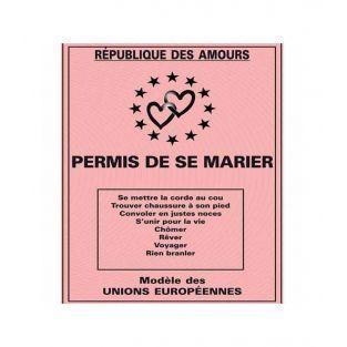 Heiratserlaubnis