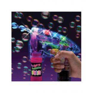 Luftblasen-Lichtpistole