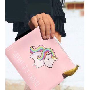 Bolsa de unicornio