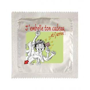 Geschenk-Kondom