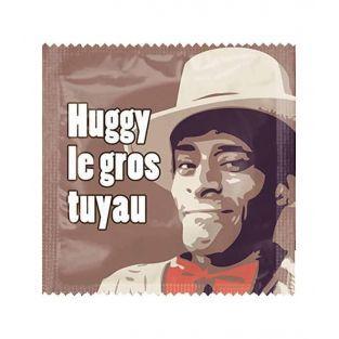 Preservativo Huggy tubo grande