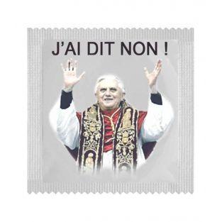 Pope's Condom
