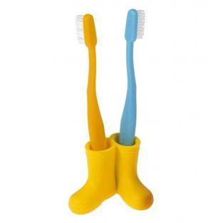 Stiefel-Zahnbürstenhalter