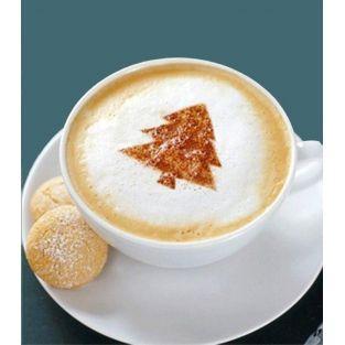 Schablonensatz für Kaffee und Dessert
