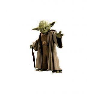 Wandaufkleber Yoda