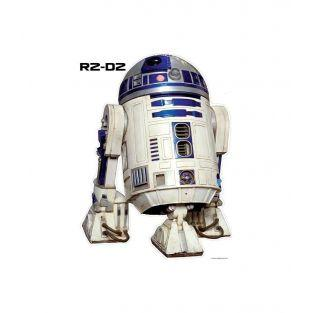 R2D2 Star Wars-Aufkleber