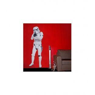 Star Wars Sturmtruppen-Aufkleber