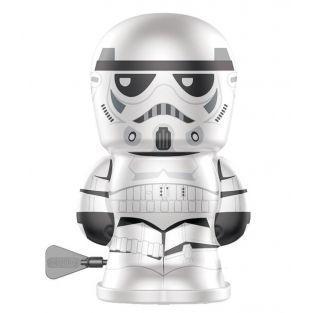 Mechanischer Stormtrooper mit Schlüssel