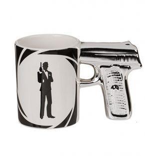 Taza de agente secreto