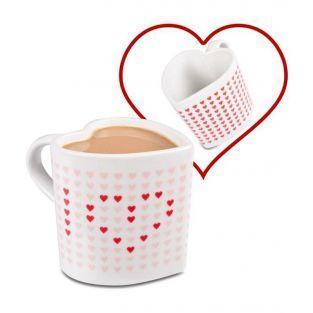 Heat-reactive core cup