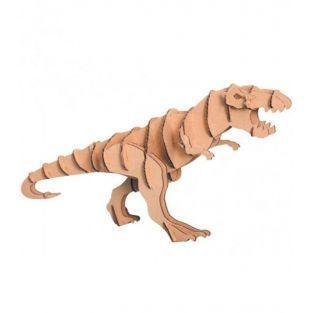 T-Rex 3D en carton