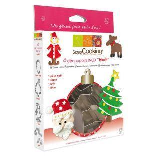 Cortadores de Navidad
