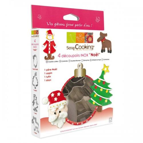 Christmas cutters set