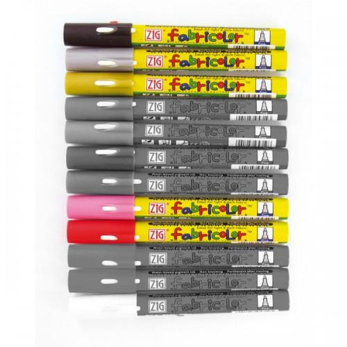 Kit fabric markers