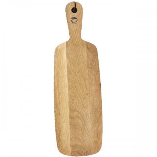 Cutting board oak 50 x 15 cm