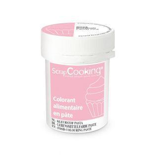 Tinte en pasta 20g - Rosa caramelo