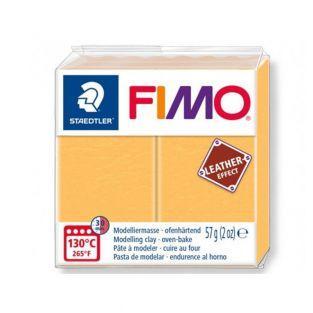 Fimo-Paste 57 g - Ledereffekt -...