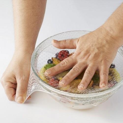 Cubiertas conservación de alimentos