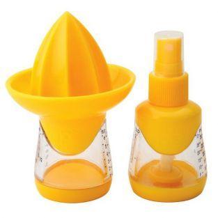 Presse-citron vaporisateur