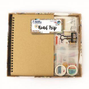 Kit de cuaderno de viaje