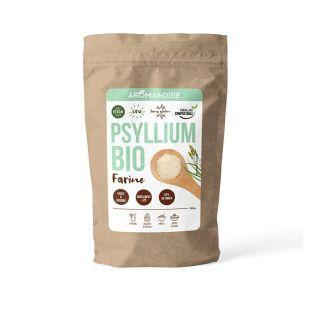 Organic Psyllium Flour - 250 g