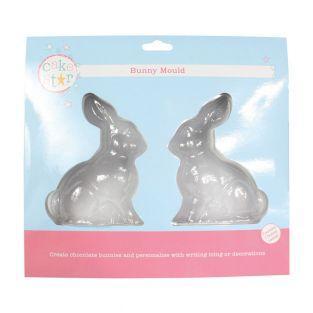 Stampo rigido per coniglio di cioccolato