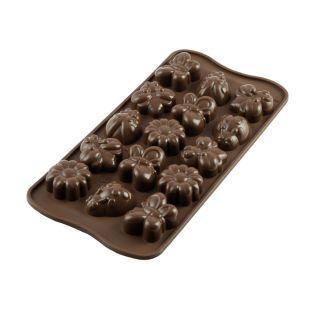 Schokoladenform - Printemps
