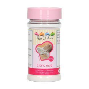 Ácido cítrico - 80 g
