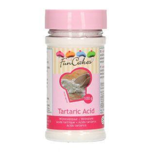 Ácido tartárico - 100 g