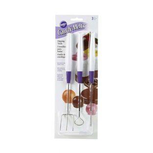 3 tools for coating treats