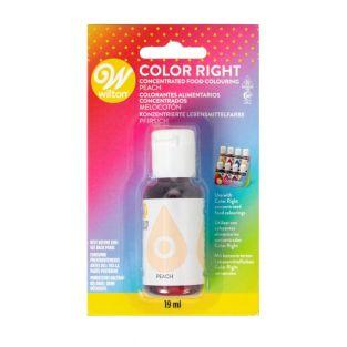 Color Right Food Colouring - Peach -...