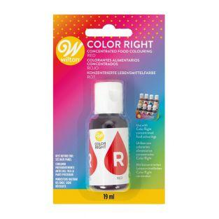 Color Right Food Colouring - Red - 19 ml