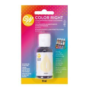 Color Right Food Colouring - Ivory -...