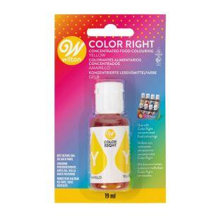 Color Right Food Colouring - Yellow -...