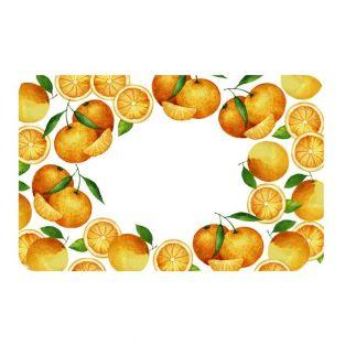 100 labels for jams - Citrus fruits