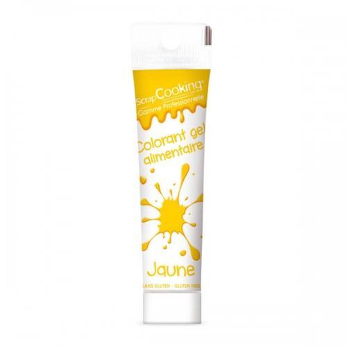 Dye gel 20 g - Yellow