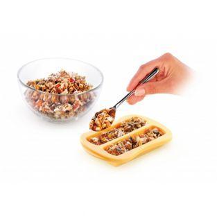 Molde de barra de cereal x 3