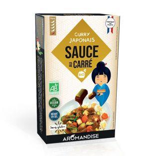 Sauce au carré - Japanisches Curry