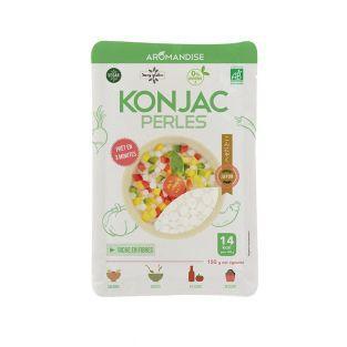 Cuentas de Konjac