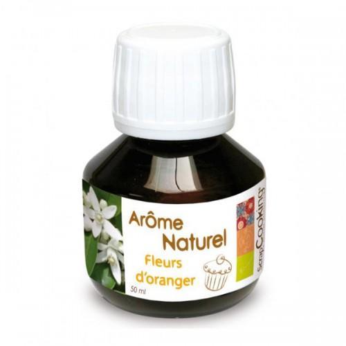 Natural Orange Blossom flavor - 50 ml