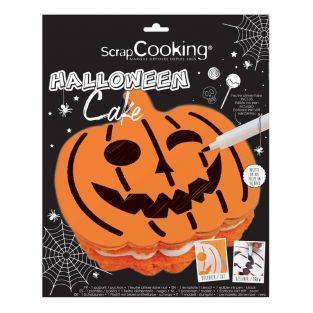 Halloween-Tortenschachtel-Set