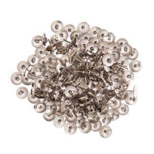150 Reißnägel - Silber