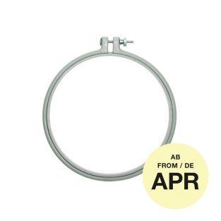 Stickerei-Ring - Postfrisch - ø 15,2 cm