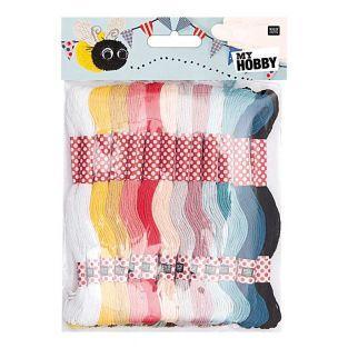 Embroidery thread - Set fashion