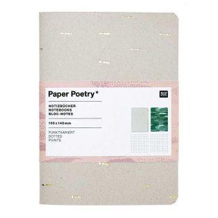 Cuaderno - Verde - A6